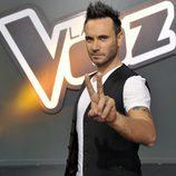 Nek, asesor de Melendi en 'La Voz'