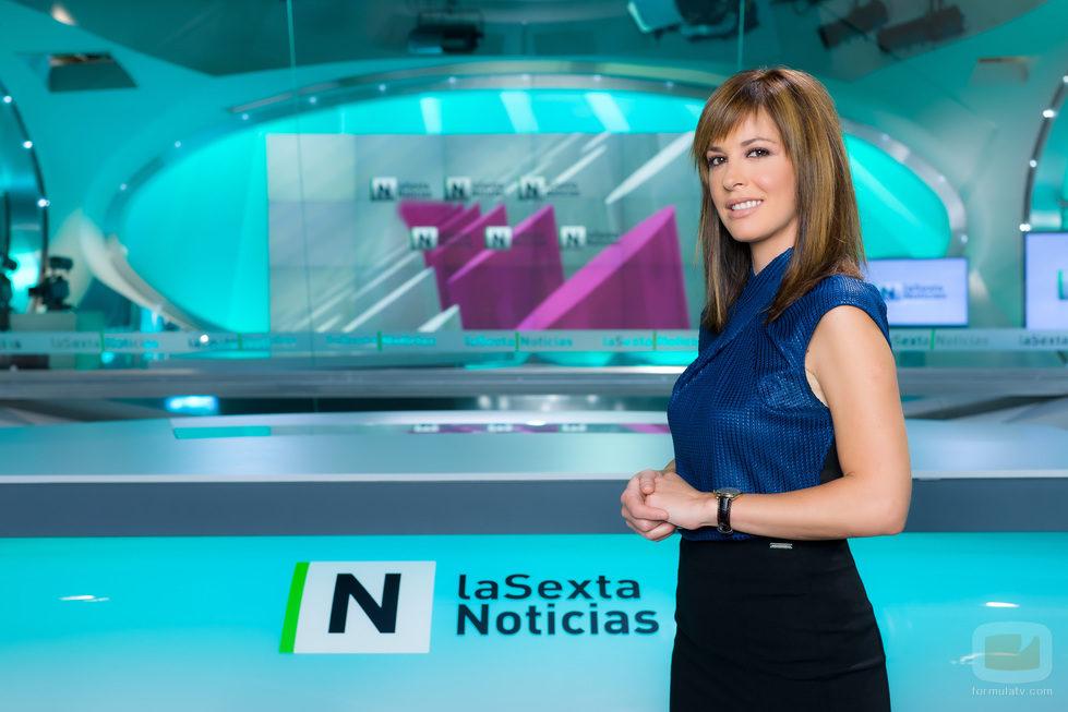 La periodista Mamen Mendizabal
