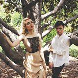 Zahara y Mario Jefferson para Overlay Magazine