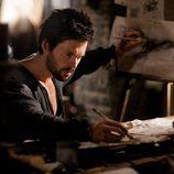 Tom Riley es Leonardo en 'Da Vinc's Demons'