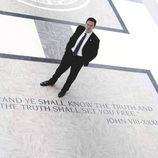 Foto promocional de la segunda temporada de 'Homeland' con Damian Lewis