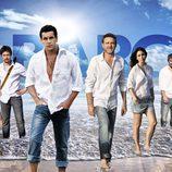 Cartel promocional de la tercera temporada de 'El barco'