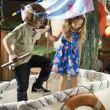 Ratón y Valeria se montan su propio barco en la tercera temporada de 'El Barco'