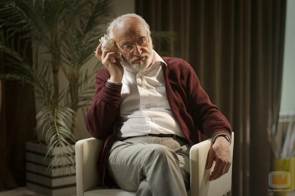 Hector Alterio es Ventura en la tercera temporada de 'El Barco'