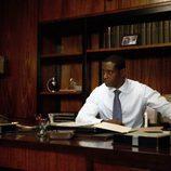 David Estes (David Harewood) en su despacho en la segunda temporada de 'Homeland'