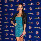 Nerea Garmendia en los Neox Fan Awards 2012