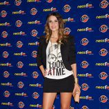 Elena Ballesteros en los Neox Fan Awards