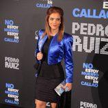 """La presentadora Beatriz Trapote acude a la presentación de """"No estoy muerto, estoy en Callao'"""