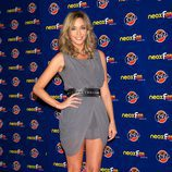 Anna Simón en la alfombra naranja de los Neox Fan Awards