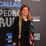 """La periodista Consuelo Berlanga acude a la presentación de """"No estoy muerto, estoy en Callao'"""