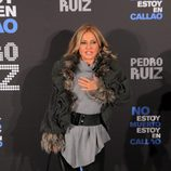 La presentadora Cristina Tárrega acude a la presentación de