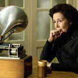 """Concha Velasco en el capítulo de """"Regreso al pasado"""" de la segunda temporada en 'Gran Hotel'"""