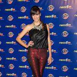 Almudena Cid en los Neox Fan Awards