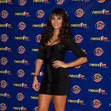 Cristina Pedroche en la alfombra naranja de los Neox Fan Awards