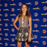 Hiba Abouk en los Neox Fan Awards 2012