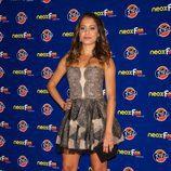 Hiba Abouk en los Neox Fan Awards 2012