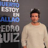 """El actor Jesús Olmedo acude a la presentación de """"No estoy muerto, estoy en Callao"""""""
