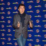 Manel Fuentes, presentador de 'Tu cara me suena', en los Neox Fan Awards