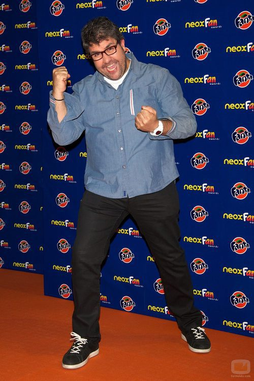 Florentino Fernández, Mejor Personaje Neox en los Neox Fan Awards