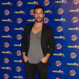 David Seijo de 'El Barco' en los Neox Fan Awards 2012