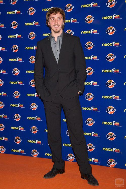 Iván Massegué de 'El Barco' en los Neox Fan Awards 2012