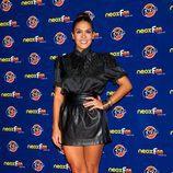 Lorena Castell en la alfombra naranja de los Neox Fan Awards 2012
