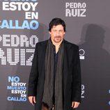 """El actor Roberto Drago acude a la presentación de """"No estoy muerto, estoy en Callao"""""""
