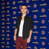 Álex Monner en los Neox Fan Awards 2012