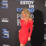 """La cantante Roser acude a la presentación de """"No estoy muerto, estoy en Callao"""""""