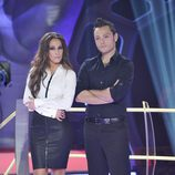 Malú y Tiziano Ferro trabajan juntos en 'La Voz'