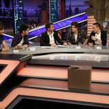 One Direction en 'El Hormiguero'