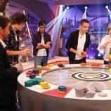 Los chicos de One Direction juegan en 'El Hormiguero'