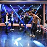 One Direction baila en 'El Hormiguero'