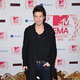 Dima Bilan en los MTV EMA 2012