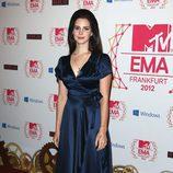 Lana Del Rey en los MTV EMA 2012