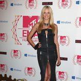 Anne V en los MTV EMA 2012
