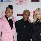 No Doubt en los MTV EMA 2012
