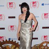 Carly Rae Jepsen en los MTV EMA 2012