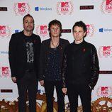 Muse en los MTV EMA 2012
