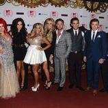 'Geordie Shore' en los MTV EMA 2012