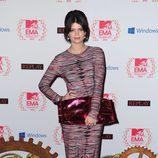 Pixie Geldof en la alfombra roja de los MTV Europa Music Awards 2012