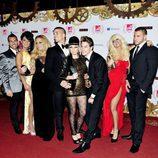 'Gandía Shore' en los MTV EMA 2012