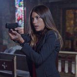 Jennifer Carpenter a punta de pistola en la séptima temporada de 'Dexter'