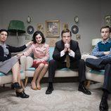 La familia Muñoz en 'Amar es para siempre'