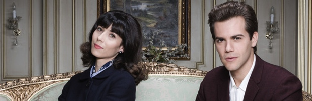 Marc Clotet y Barbara Goenaga protagonizan 'Amar es para siempre'