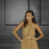 Ashley Madekwe como Ashley Davenport en la segunda temporada de 'Revenge'