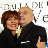 Tony Leblanc y Concha Velasco
