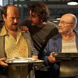 Tony Leblanc en 'Torrente 4'