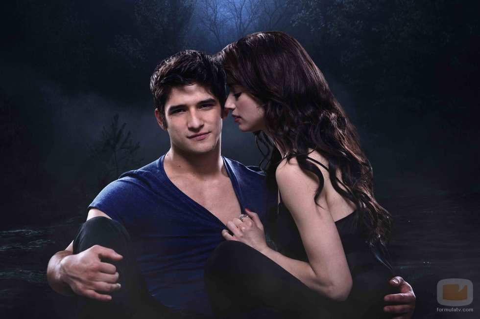 Imagen promocional de la segunda temporada de 'Teen Wolf'