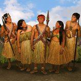 La tribu Shiwiar visita España en la segunda temporada de 'Perdidos en la ciudad'